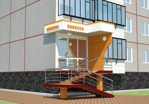 Наружка54. согласование рекламных конструкций на жилых домах.